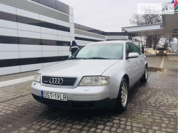 Audi A6 2000 года в Львове
