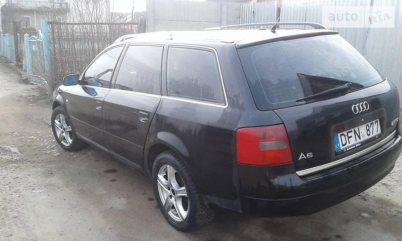 Audi A6 2001 року в Львові