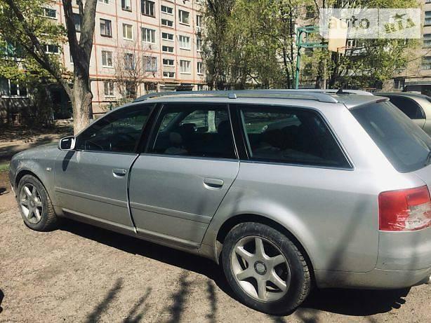 Audi A6 2002 года в Донецке
