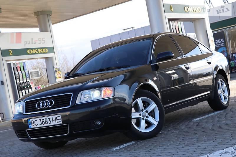 Audi A6 2003 року в Львові