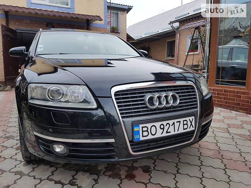 Audi A6 2007 в Тернополі