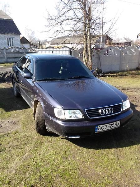 Audi A6 1996 года в Луцке