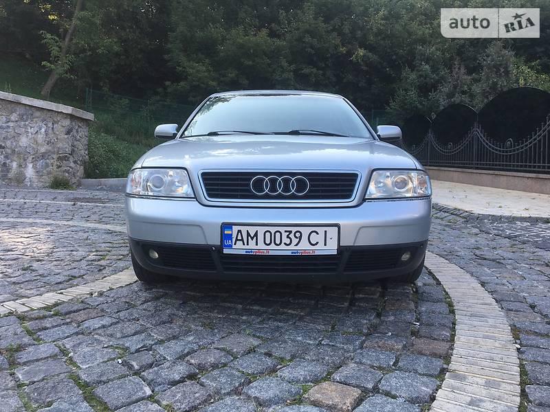 Седан Audi A6 2000 в Києві