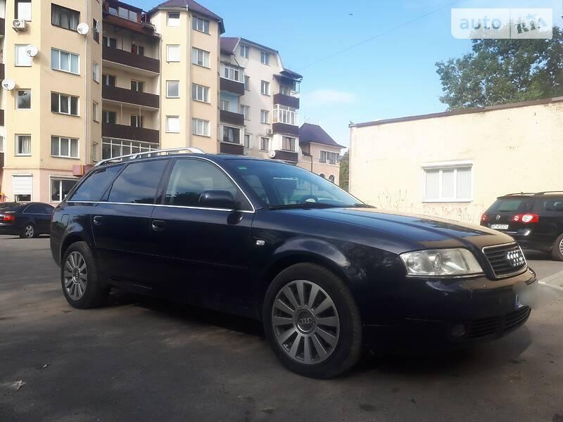 Унiверсал Audi A6 2003 в Івано-Франківську