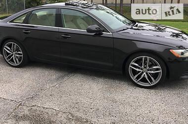 Audi A6 2013 в Львове