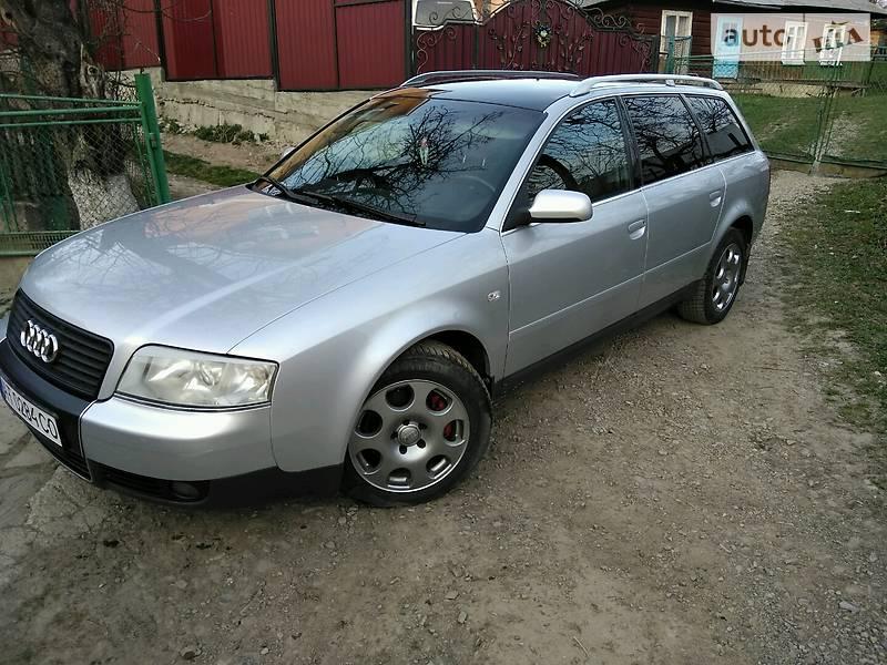 Audi A6 2002 в Надворной