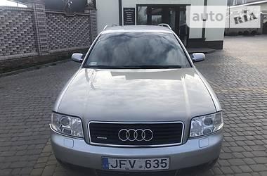 Audi A6 2003 в Тульчине