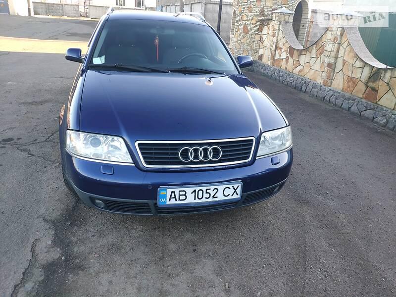 Audi A6 2001 в Тульчине