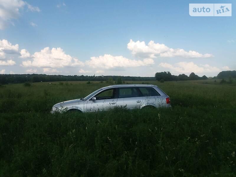 Audi A6 2003 в Бершади