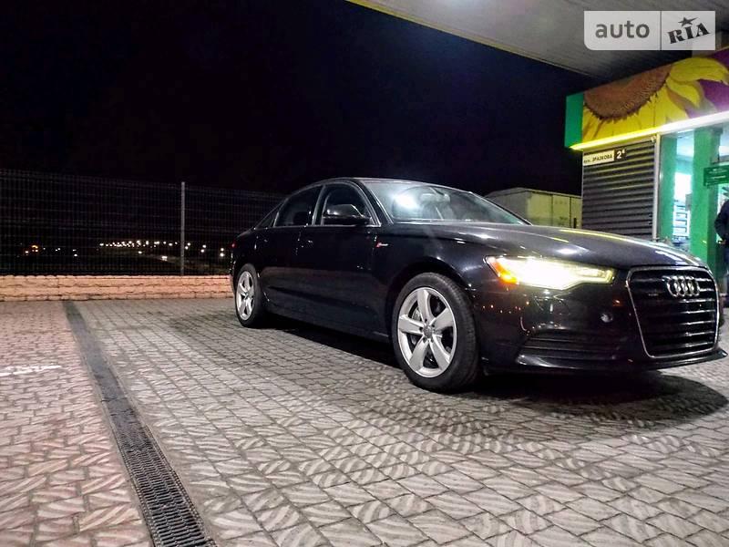 Audi A6 2012 в Запорожье