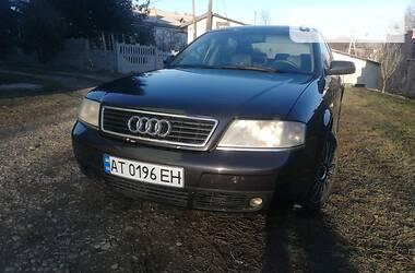 Audi A6 2002 в Косове