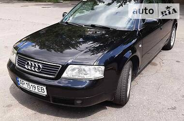 Audi A6 2001 в Запорожье