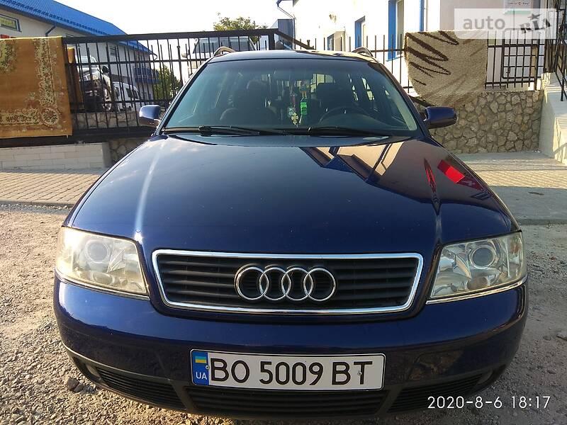 Audi A6 2001 в Шумске