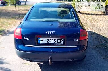 Audi A6 2000 в Кременчуге