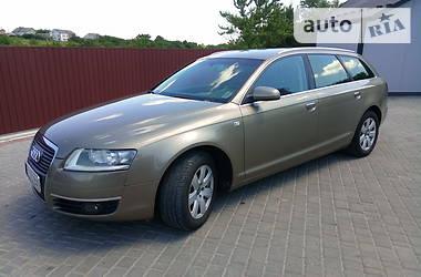 Универсал Audi A6 2006 в Чорткове