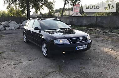 Audi A6 2001 в Хмельницком