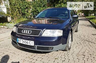 Audi A6 2000 в Ивано-Франковске