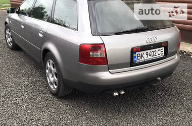 Audi A6 2002 в Вараше