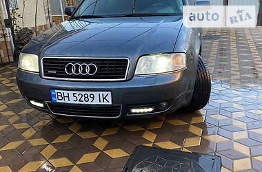 Audi A6 2002 в Измаиле