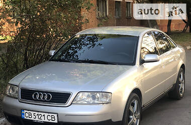 Audi A6 2001 в Прилуках