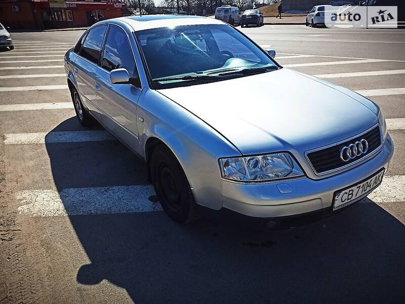 Audi A6 1998 в Чернигове