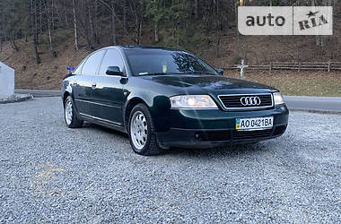 Audi A6 2000 в Межгорье