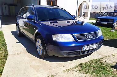 Audi A6 2001 в Черновцах