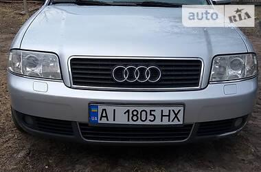 Audi A6 2002 в Иванкове