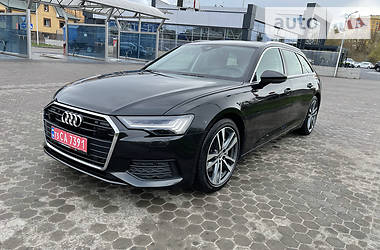 Универсал Audi A6 2018 в Луцке
