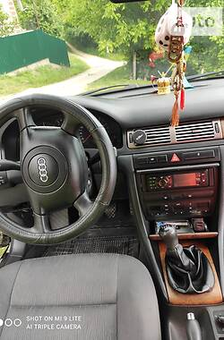 Седан Audi A6 1997 в Чорткове