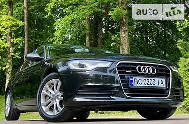 Седан Audi A6 2013 в Дрогобыче