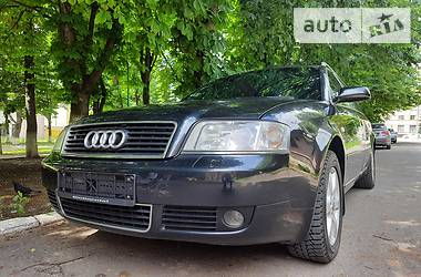 Универсал Audi A6 2003 в Краснограде