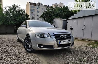 Седан Audi A6 2004 в Івано-Франківську
