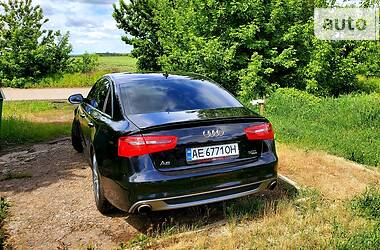 Седан Audi A6 2015 в Дніпрі