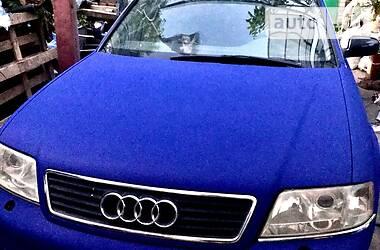 Седан Audi A6 2001 в Днепре