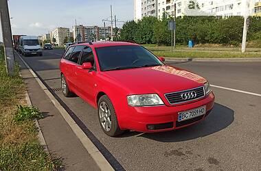 Универсал Audi A6 2001 в Львове