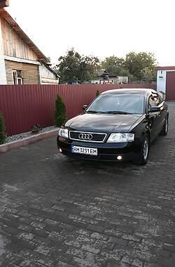 Седан Audi A6 1999 в Малине