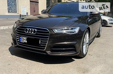 Седан Audi A6 2018 в Одесі