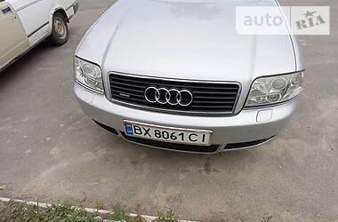 Универсал Audi A6 2003 в Виньковцах