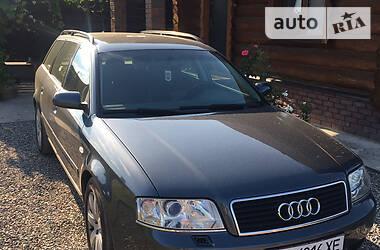 Универсал Audi A6 2004 в Киеве