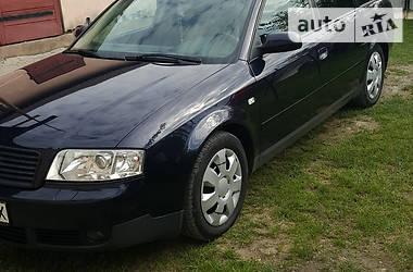 Универсал Audi A6 2003 в Львове