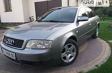Седан Audi A6 2002 в Луцке