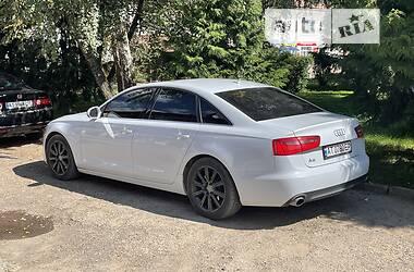 Седан Audi A6 2013 в Івано-Франківську