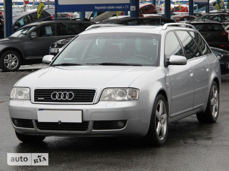 Audi A6 2004 в Сумах