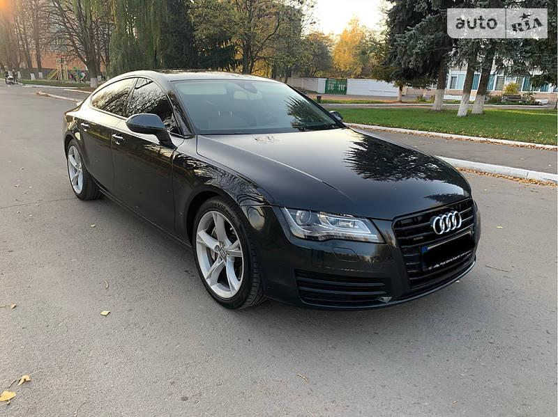 Audi A7 individual