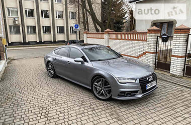 Хетчбек Audi A7 2015 в Львові