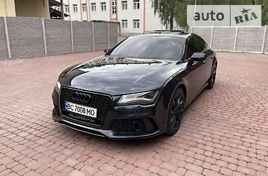Хэтчбек Audi A7 2013 в Львове