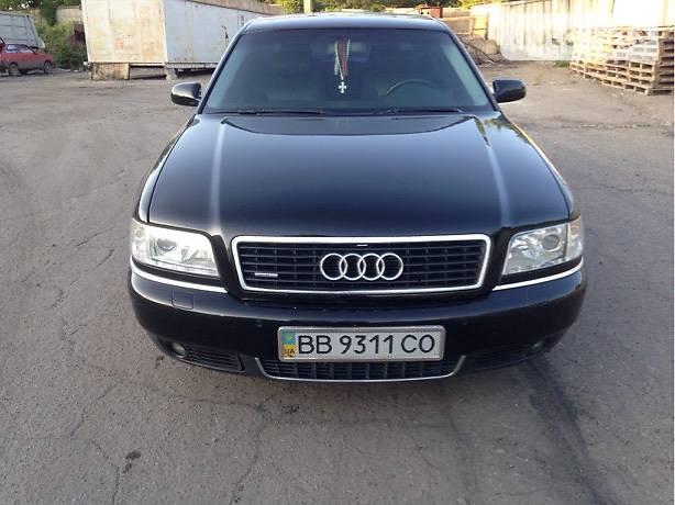 Audi A8 2001 в Луганске