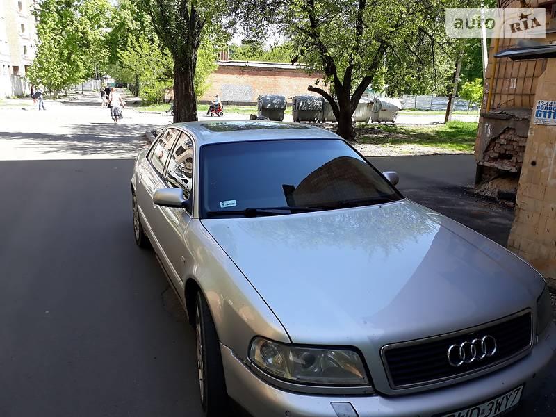 Audi A8 2002 в Полтаве