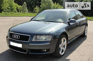 Audi A8 2005 в Львове